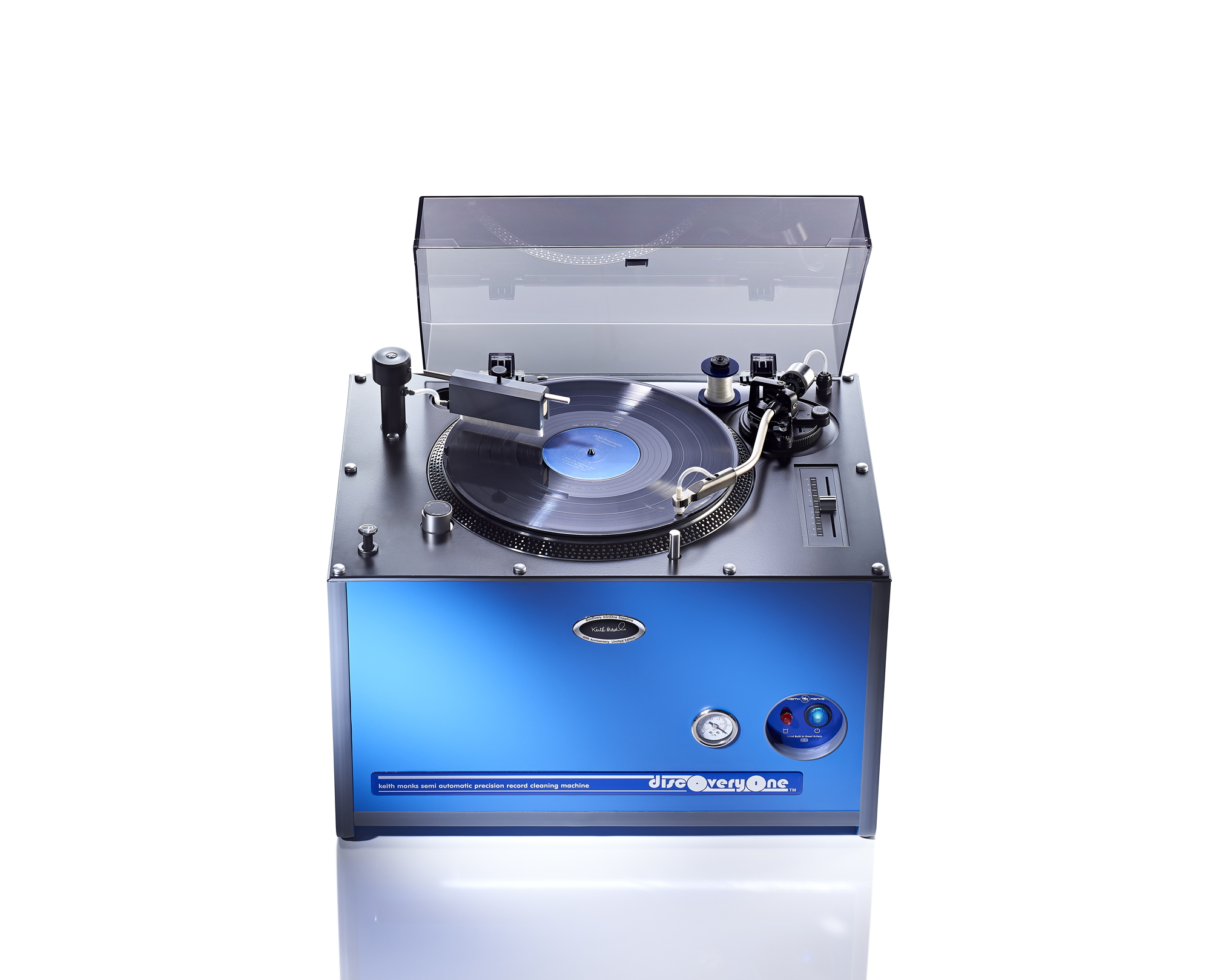 keith monks record cleaning machine
